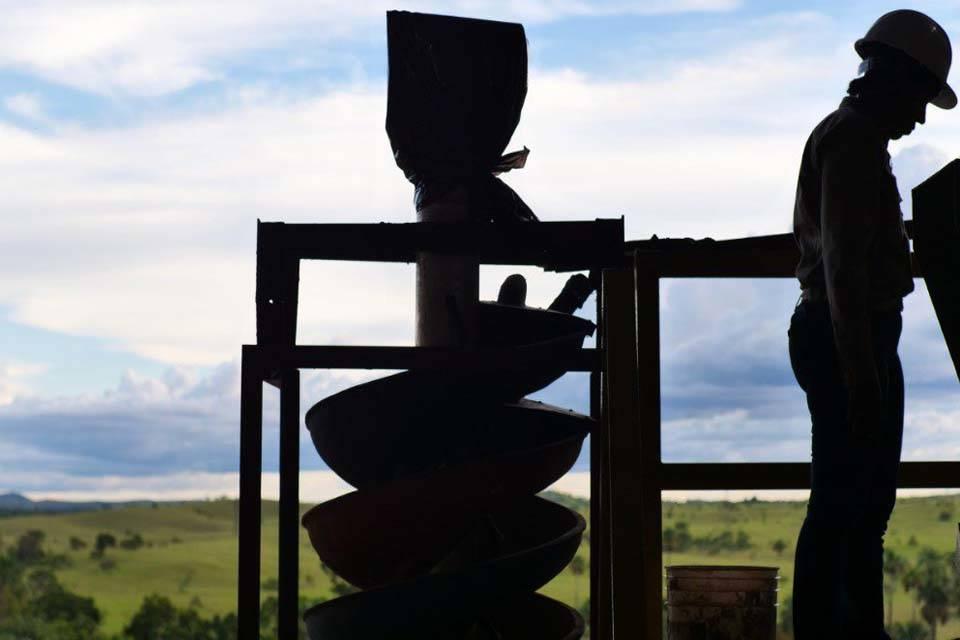 Planta Coltán Ferrominera del Orinoco