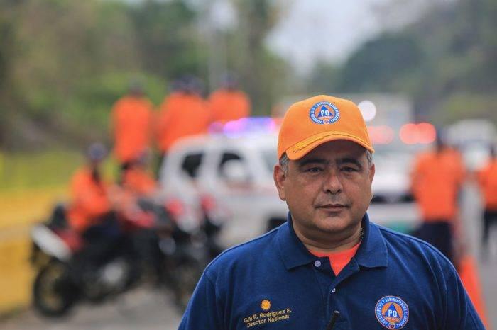 Protección Civil Randy Rodriguez