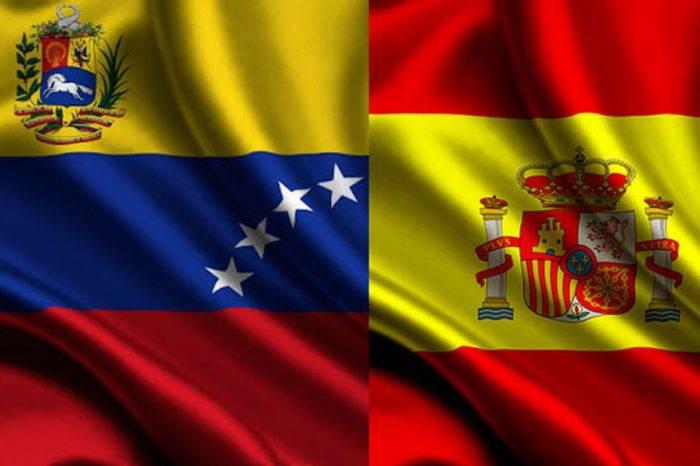 España Venezuela