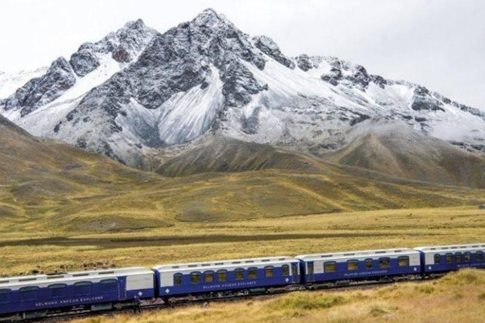 Un tren para Sur América, por Jorge A. Rodríguez M.