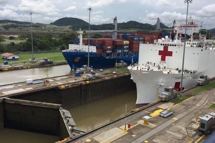 Buque hospital de EEUU atenderá 500 consultas y 20 cirugías diarias en Colombia