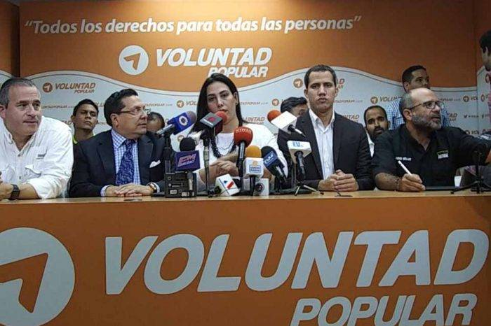 Voluntad Popular Adriana Pichardo