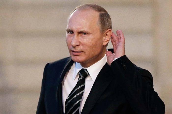 Putin asegura que son los venezolanos son los que deben decidir sobre su futuro