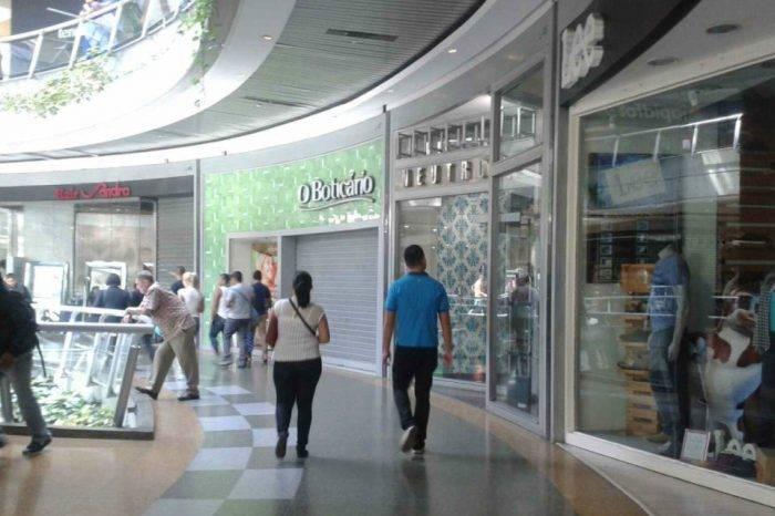 Cámara de centros comerciales: Déjennos trabajar respetando medidas sanitarias