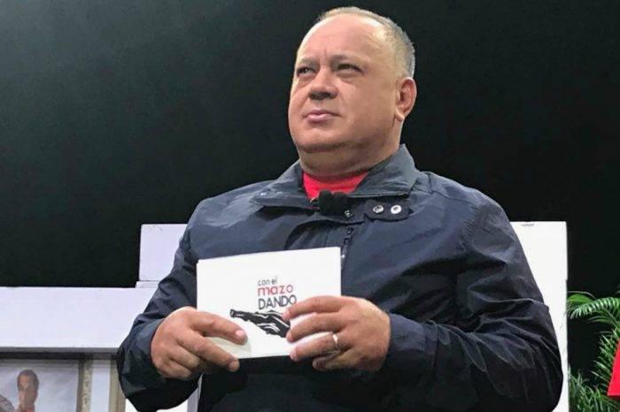 Cabello llama hipócritas a quienes piden investigación sobre muerte de Albán