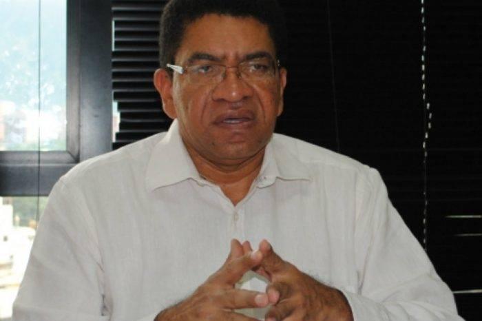 """El chavista Marcos Hernández se fue demasiado a Bogotá luego de un """"quiebre espiritual"""""""