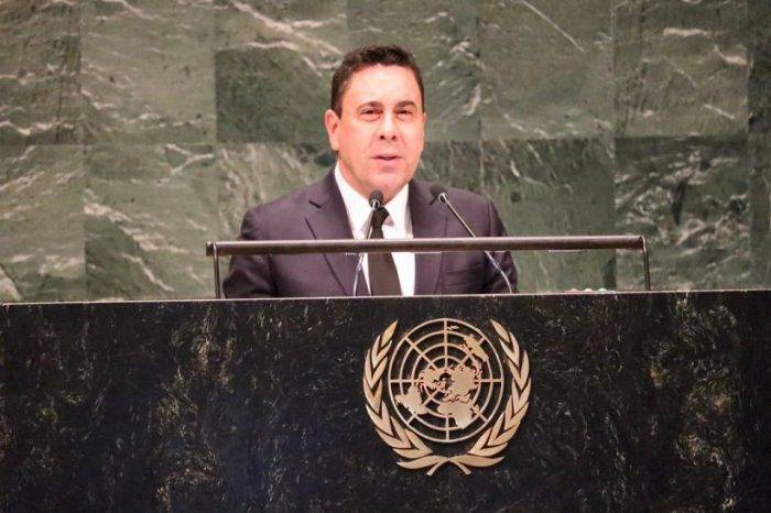 "Samuel Moncada califica de ""injustificable"" que EEUU prolongue bloqueo económico a Cuba"