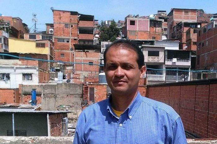Denuncian hostigamiento de Diosdado Cabello contra Saverio Vivas