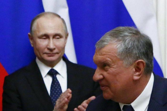 Jefe de petrolera rusa Rosneft viaja a Venezuela para exigir sus envíos de crudo