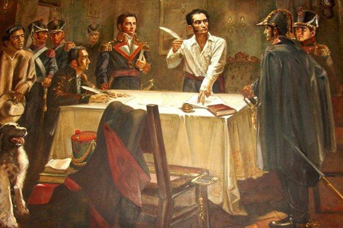 El lenguaje del cuchillo: La guerra a muerte (1814), por Ángel R. Lombardi Boscán