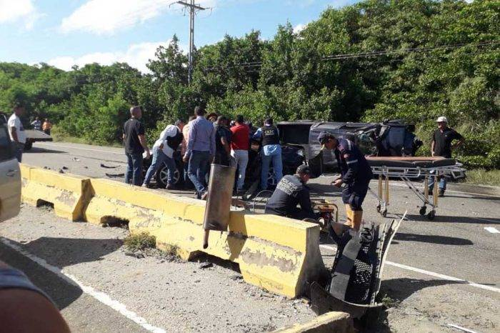 Venezuela lidera cifras de muertes por accidentes de tránsito en América Latina
