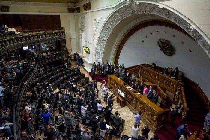 Asamblea Nacional aprobó designación de seis nuevos embajadores