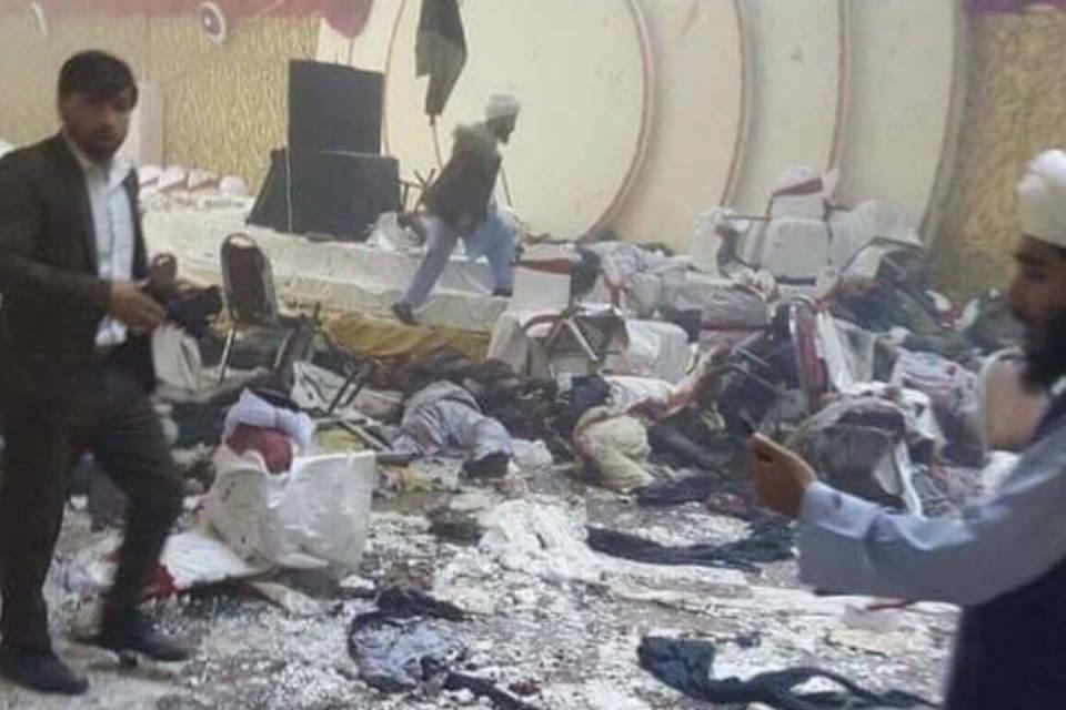 Atentado terrorista en Afganistán deja al menos 50 muertos