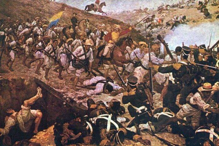 Boyacá (1819), por Ángel Rafael Lombardi Boscán