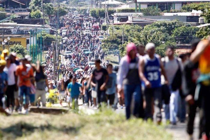 Amnistía Internacional lanza campaña a favor de venezolanos que huyen de la crisis