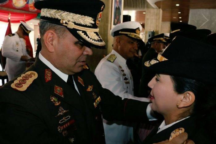 Vladimir Padrino pidió lealtad a los militares