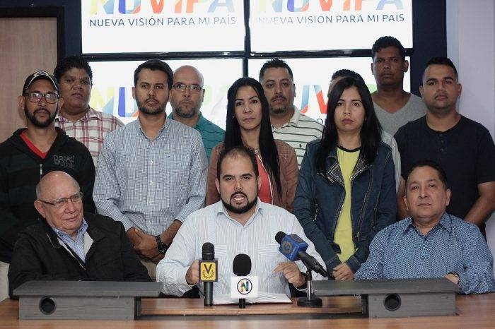 """Nuvipa cuestiona legitimidad de representantes de la """"nueva mesa de diálogo nacional"""""""