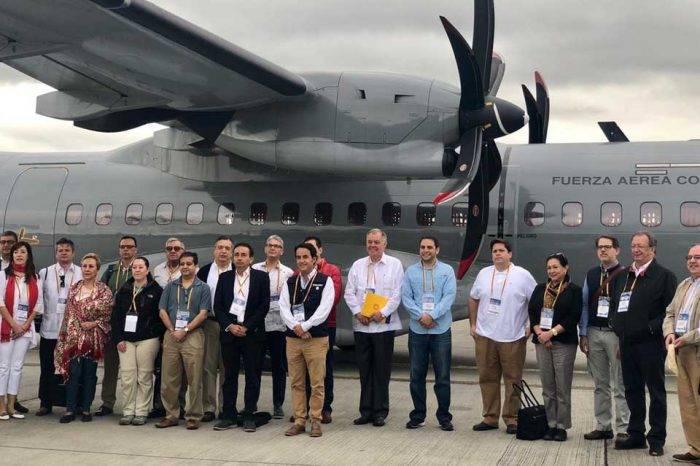 Embajadores de la OEA visitan frontera colombo-venezolana por crisis humanitaria
