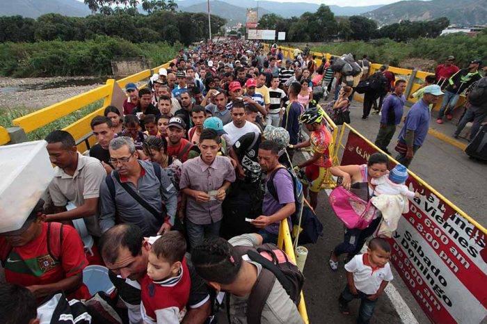 ONG advierte que cifra de migrantes venezolanos en Colombia podría duplicarse en 6 meses