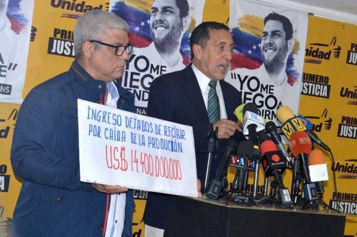 """José Guerra: """"Venezuela puede dejar de ser un país petrolero al ritmo que esto lleva"""""""