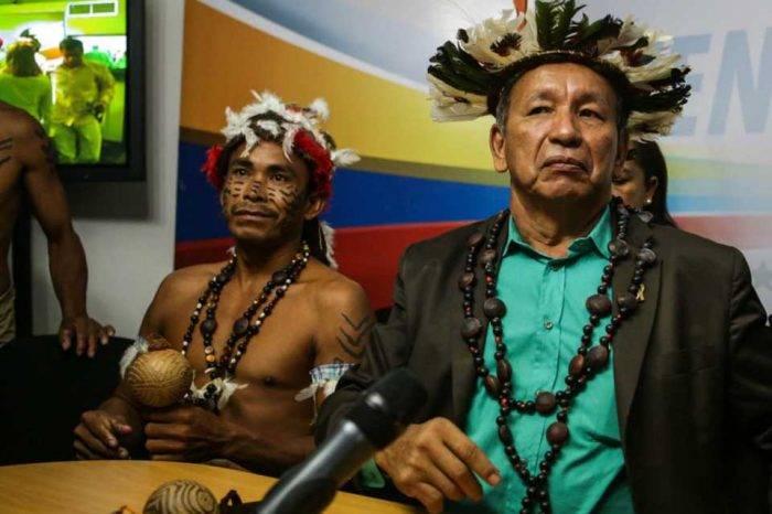 Liborio Guarulla exgobernador Amazonas
