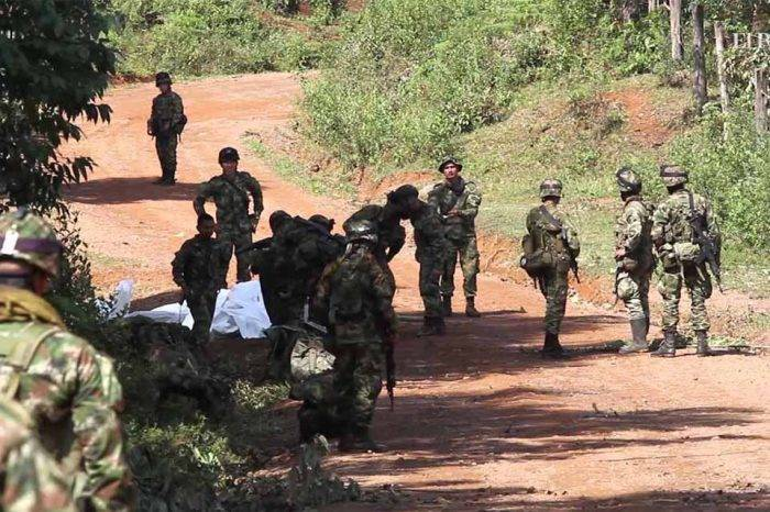 Militares Amazonas