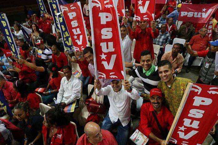 PSUV declara segundo semestre de 2019 como el de la ofensiva política