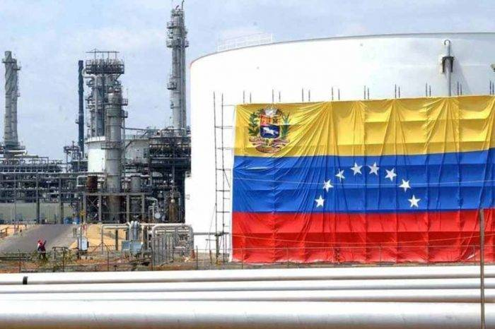 El precio del crudo venezolano retrocede hasta los 54,76 dólares por barril