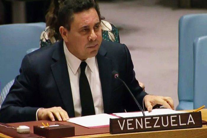 """Venezuela pide en la ONU """"parar la guerra de Trump"""""""