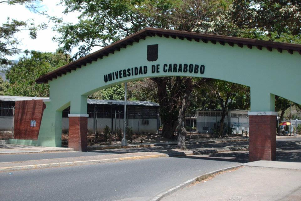 universidad de carabobo - rechazan sistema patria