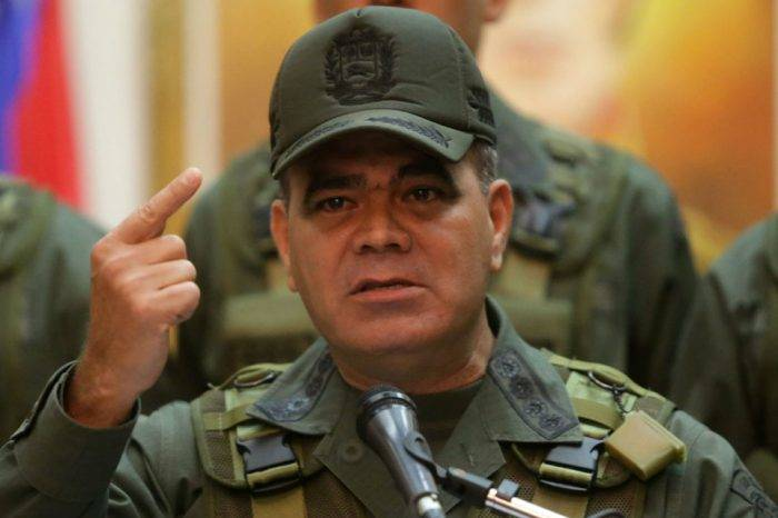 Padrino López se pronuncia luego del ingreso de un buque de EEUU a territorio venezolano