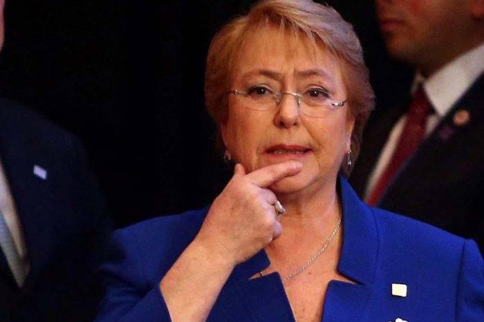 Bachelet se reunió con sociedad civil, gobierno y oposición