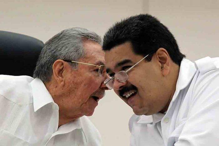 EEUU podría sancionar a Cuba por asesorar sobre protestas en Venezuela