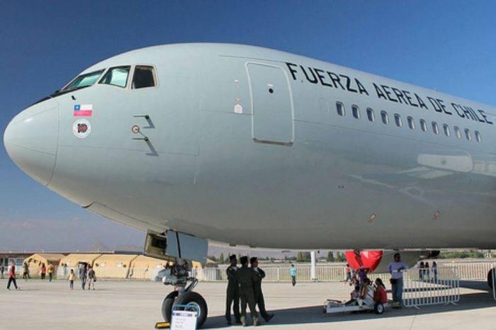 El vuelo humanitario pretende recoger a chilenos en Venezuela que deseen regresar a su país
