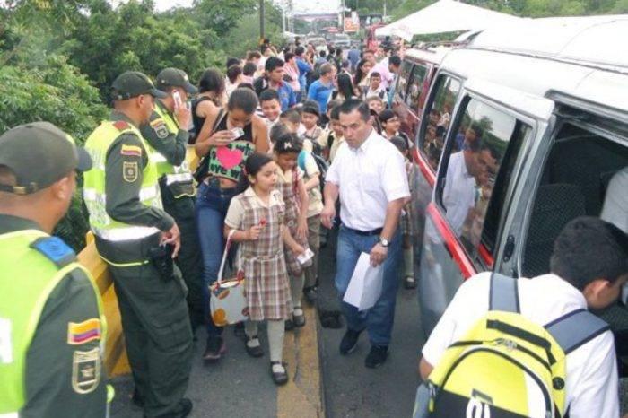 Se duplica la solicitud de cupos escolares en Cúcuta para migrantes venezolanos