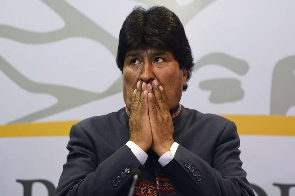 Partido de Evo Morales ganaría en primera vuelta presidenciales en Bolivia