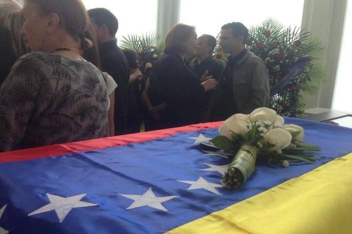 """Capriles Radonski: """"Teodoro fue un demócrata a carta cabal"""""""