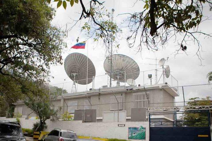Trabajadores de Globovisión paralizaron sus actividades en reclamo de mejores condiciones