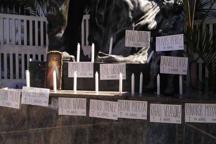 J.M de los Ríos niños nefrología fallecidos