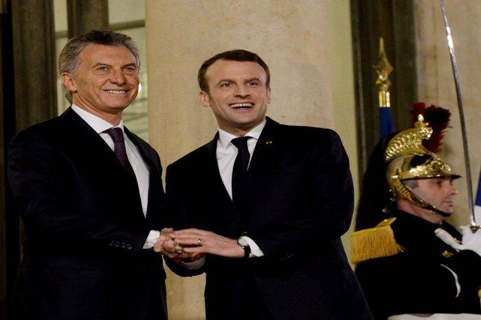 Macron y Macri pondrán la situación venezolana sobre la mesa del G-20