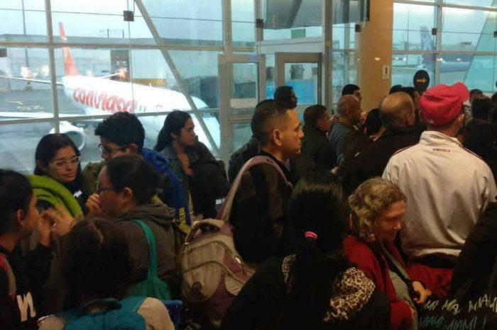 El plan vuelta a la patria palidece frente a los registros de la emigración venezolana