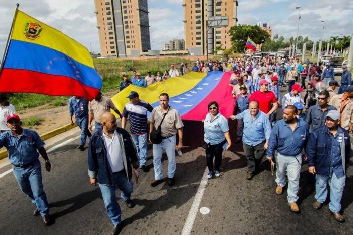 Cuatro trabajadores de Venalum son enviados a cárcel La Pica por protestar