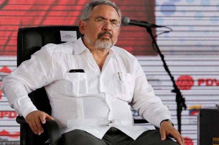 Falleció Nelson Martínez, exdirectivo de Pdvsa preso en la Dgcim