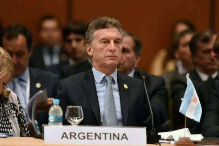 Argentina desconoce legitimidad de Maduro y prohíbe ingreso de altos funcionarios