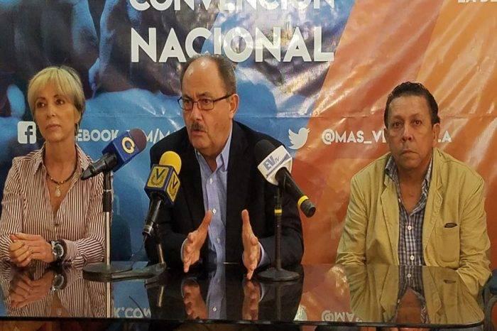 MAS pide a Guaidó fijar estrategia en la oposición para avanzar de forma unitaria