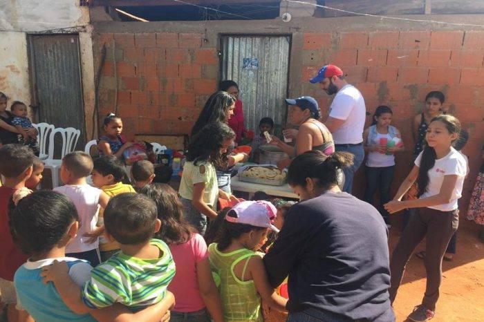 Monaguenses se unen para llevar alimentos y medicinas a los más vulnerables