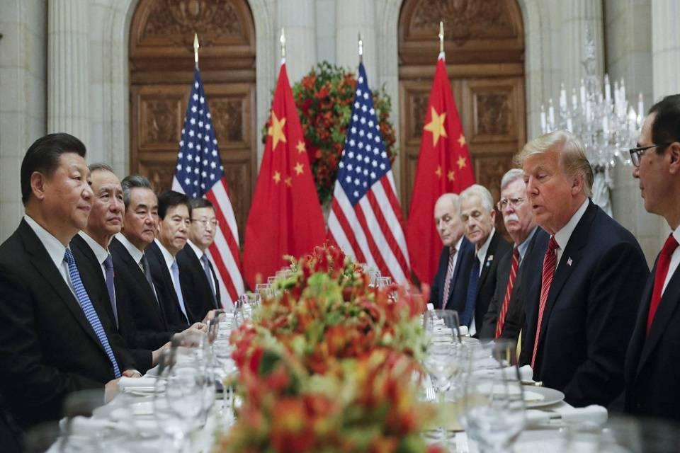 EEUU Y CHINA.