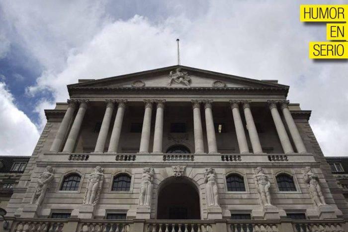 Carta al banco de Inglaterra, por Laureano Márquez