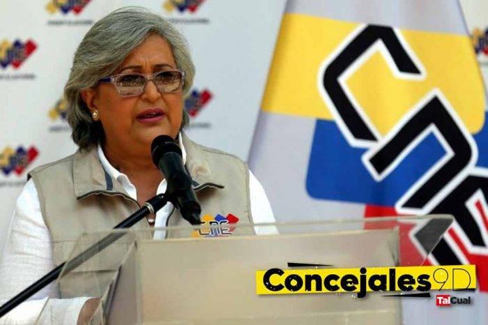 En el CNE se hacen los locos con denuncias sobre puntos rojos del PSUV