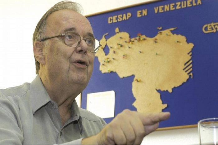 Falleció el padre Armando Janssens, fundador de Cesap